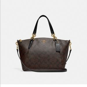 Coach satchel bag